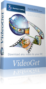 Download vidoes using VideoGet