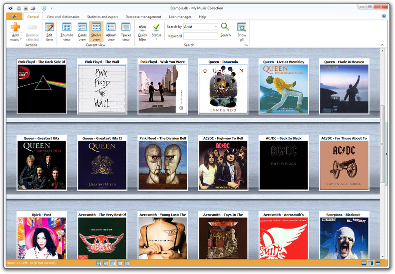 How to Keep Track of Your CD Collection Using Microsoft Access